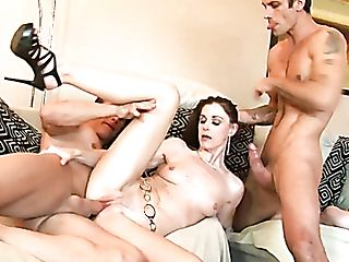 Palatable Bitch India Summer Fucked By Talon And Alan Stafford