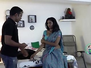 Indian Doc Gets Wild!!!!